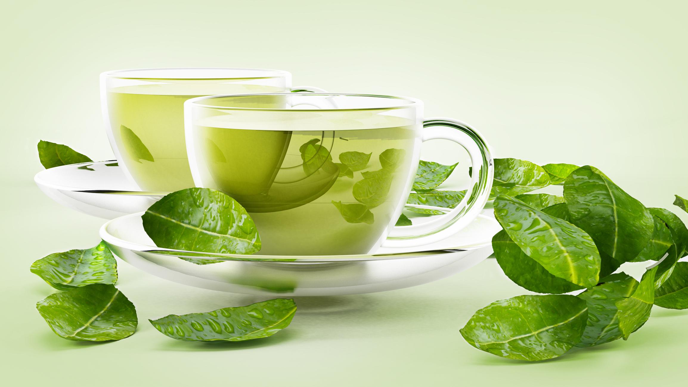 ceai-verde-afecteaza-dintii